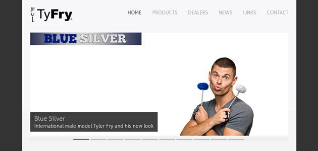 TyFry® website