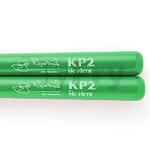 Jim Kilpatrick KP2 Snare Drum Sticks (Green)
