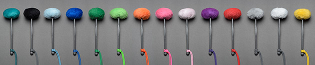 The TyFry® Ultimate range of colours